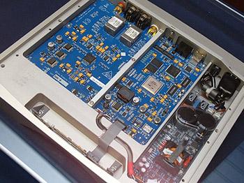 Interieur Klimax DS