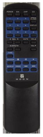 Moon-Telecommande